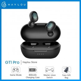Haylou GT1 Pro Large Battery TWS Bluetooth Earphones Touch...