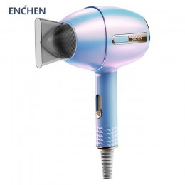 ENCHEN Anion Hair Dryer 1200W 220V Dual Use 55°Constant...