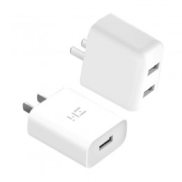 ZMI Charger 2 USB Type C 18W QC 3.0 Quick Charger Fast...