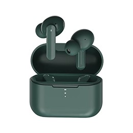 QCY T10 Bluetooth Wireless Headphones Dual-Armature in-ear...